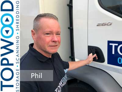 Phil Henney - Driver